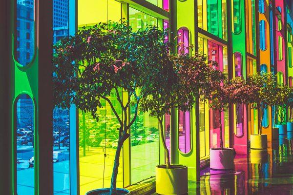 رنگ طرح در چاپ و اهمیت انتخاب صحیح رنگ در طرح