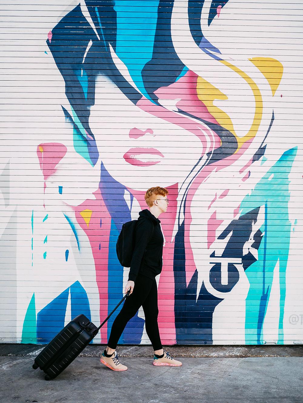 دیوارنگاری یا گرافیتی